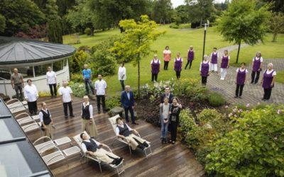 Jagdhaus Wiese: mit einem starken Team geschlossen in den Restart