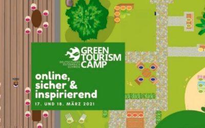 Ökologischer Tourismus: das GreenTourismCamp wappnet die Gastgeber-Branche für die Zukunft.